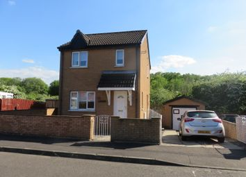 Thumbnail 3 bed detached house for sale in Crabb Quadrant, Motherwell
