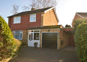Thumbnail 3 bed detached house for sale in Birch Road, Burghfield Common, Reading