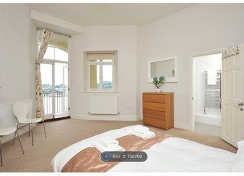 Thumbnail 1 bed flat to rent in Warren Road, Torquay