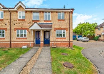 Thumbnail 2 bedroom end terrace house for sale in Redwing Close, Stanground, Peterborough, Cambridgeshire