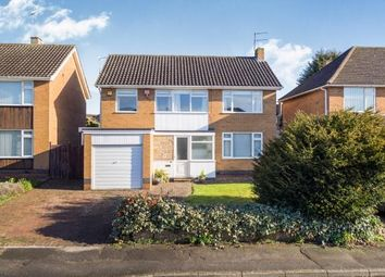 Thumbnail 4 bedroom detached house for sale in Fernwood Drive, Radcliffe-On-Trent, Nottingham