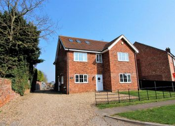 Thumbnail 6 bed detached house for sale in Church Street, Haconby, Bourne