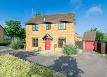 Thumbnail 3 bedroom detached house for sale in Wolfscote Lane, Emerson Valley, Milton Keynes