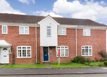 Thumbnail 2 bed terraced house to rent in Chertsey Road, Windlesham, Surrey