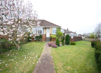 Thumbnail 2 bed semi-detached bungalow to rent in Downside Avenue, Findon Valley, Worthing
