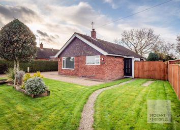 3 bed detached bungalow for sale in The Common, St Michaels Mead, Happisburgh, Norfolk NR12