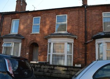 Thumbnail 3 bed terraced house for sale in Vernon Street, Lincoln