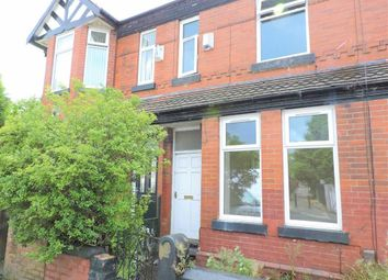 Thumbnail 3 bedroom terraced house for sale in Manor Road, Levenshulme, Manchester