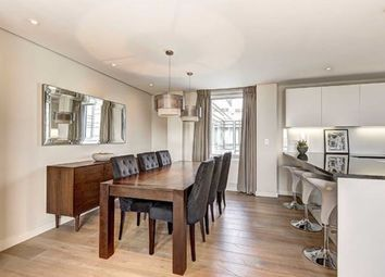 Thumbnail 4 bed flat to rent in Merchant Square, East Harbet Road, Paddington, London