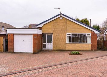 Thumbnail 3 bedroom detached bungalow for sale in Red Waters, Leigh, Lancashire