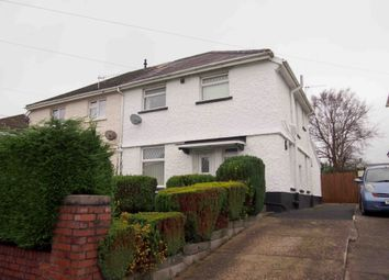 Thumbnail 3 bed semi-detached house for sale in Brynhyfryd Road, Gorseinon, Swansea