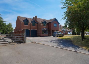 Thumbnail 5 bed detached house for sale in Postern Road, Tatenhill