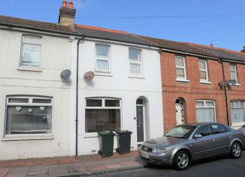 Thumbnail 2 bed terraced house to rent in Melbourne Road, Eastbourne