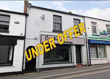 Thumbnail Retail premises for sale in 23 Cairo Street, Town Centre, Warrington, Cheshire