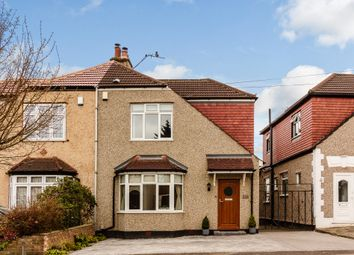 Thumbnail 3 bed semi-detached house for sale in Aldborough Road, Upminster