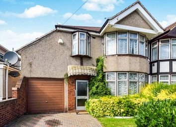 Thumbnail 4 bed semi-detached house for sale in Broad Walk, Heston, Hounslow