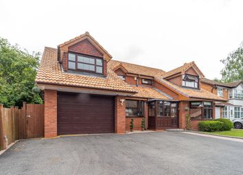 5 bed detached house for sale in Wollescote Drive, Solihull B91