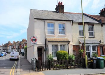 Thumbnail 2 bed end terrace house for sale in Balmoral Road, Watford