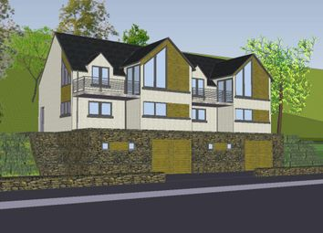 Thumbnail 3 bed semi-detached house for sale in New Development, Staffin Road, Portree, Isle Of Skye