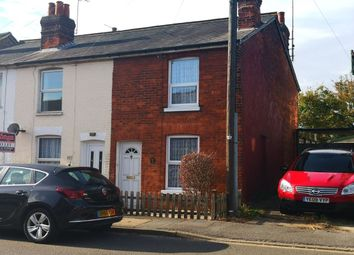 Thumbnail 2 bed terraced house for sale in London Road, Dunton Green, Sevenoaks
