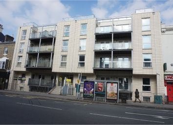 Thumbnail 1 bed flat for sale in 6-9 Canute Road, Southampton