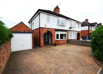 3 Bedrooms Semi-detached house for sale in Eleanor Crescent, Westlands, Newcastle-Under-Lyme ST5