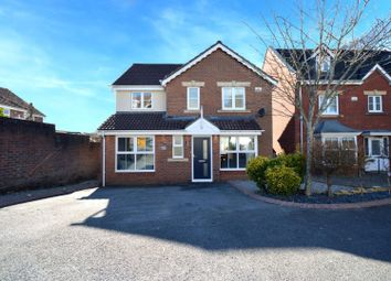 Thumbnail 4 bed detached house for sale in Llewelyn Goch, St. Fagans, Cardiff