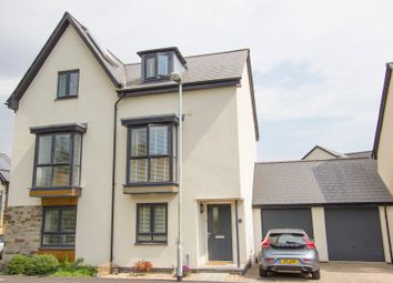 Thumbnail 4 bed semi-detached house for sale in Airborne Drive, Derriford, Plymouth