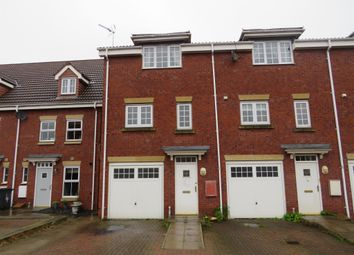 Thumbnail 3 bed town house for sale in The Haven, Selby