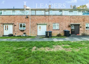 Thumbnail 3 bed terraced house to rent in Pittmans Field, Harlow