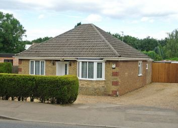 Thumbnail 3 bedroom detached bungalow for sale in Peterborough Road, Whittlesey, Peterborough