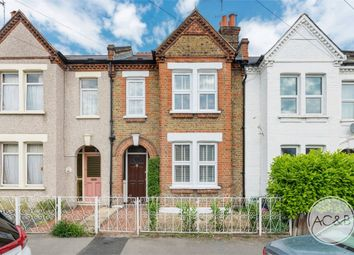 Thumbnail 3 bed terraced house to rent in Adamsrill Road, London