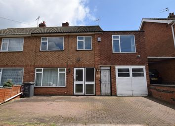 Thumbnail 4 bedroom semi-detached house for sale in Skelton Drive, Leicester