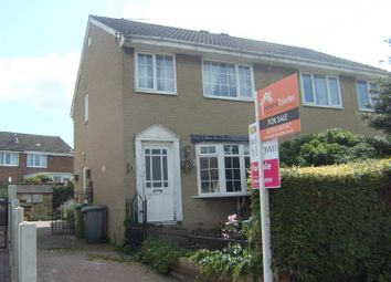Thumbnail 3 bed semi-detached house to rent in Broad Oaks Close, Earlsheaton, Dewsbury