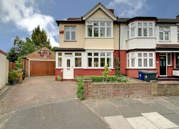 Thumbnail 4 bed end terrace house for sale in Croft Gardens, London