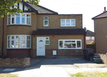 Thumbnail 6 bed semi-detached house to rent in Raeburn Avenue, Surbiton