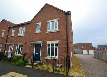Thumbnail 3 bed end terrace house for sale in Sealand Way Kingsway, Quedgeley, Gloucester