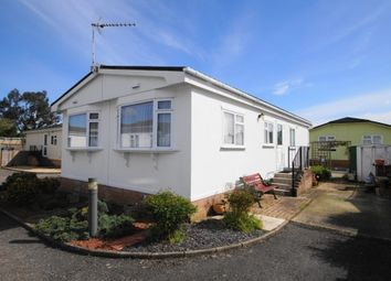 Thumbnail 2 bed mobile/park home for sale in Pilgrims Park, Southampton Road, Ringwood