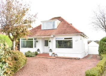 Thumbnail 3 bed bungalow for sale in Lynn Drive, Milngavie, Glasgow, East Dunbartonshire