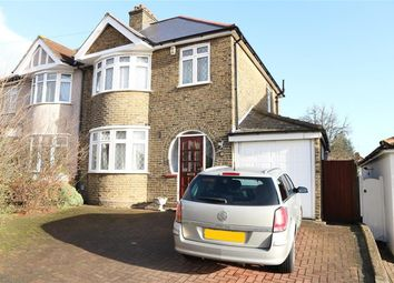 Thumbnail 3 bed semi-detached house for sale in Barnehurst Avenue, Bexleyheath, Kent