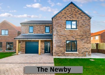 Thumbnail 4 bed detached house for sale in The Newby, Priory Meadows, Kirby Hill, Boroughbridge, York
