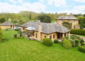 Thumbnail 4 bedroom detached house for sale in Infields Road, Glatton, Huntingdon