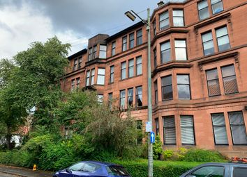 Thumbnail 4 bed flat to rent in Queensborough Gardens, Hyndland, Glasgow