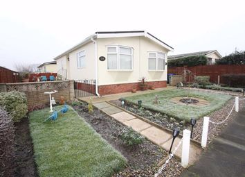 Thumbnail 3 bed mobile/park home for sale in Castle Hill Park, Mill Lane, Stockport