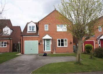 Thumbnail 4 bed detached house for sale in Field Lane, Wistow