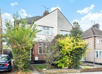 Thumbnail Semi-detached house for sale in Montpelier Rise, Wembley
