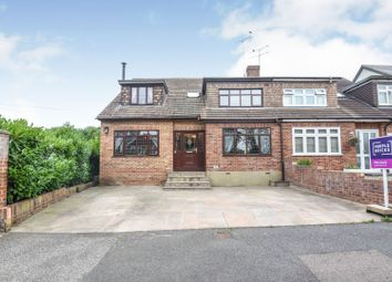 Thumbnail 5 bed semi-detached house for sale in The Gardens, Brentwood