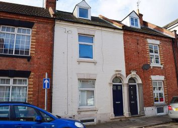 Thumbnail 4 bed terraced house to rent in Victoria Road, Northampton