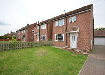 Thumbnail 3 bed detached house to rent in Fairfield, Rawcliffe Bridge, Goole