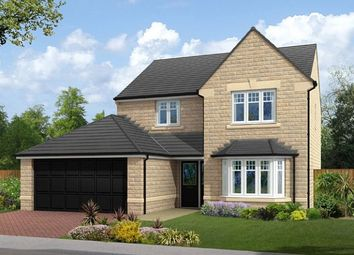"Thumbnail 4 bedroom detached house for sale in ""The Ingleton"" at Crosland Road, Huddersfield"